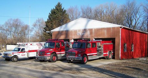 Otter Creek Fire House On Park Avenue In North Terre Haute To Be Replaced