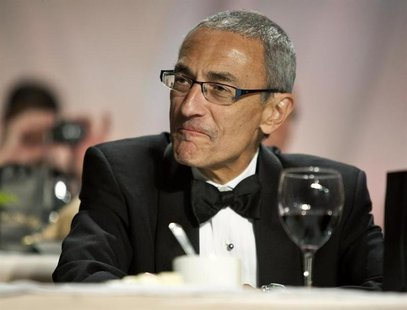 John Podesta, president and chief executive officer of the Center for American Progress, attends the National Italian American Foundation Ga