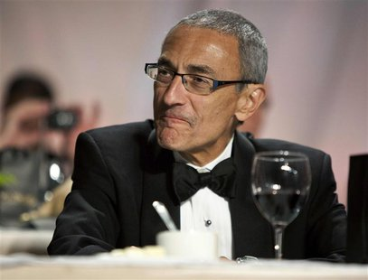 John Podesta, then president and chief executive officer of the Center for American Progress, attends the National Italian American Foundati