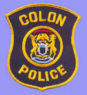 Colon Police Patch