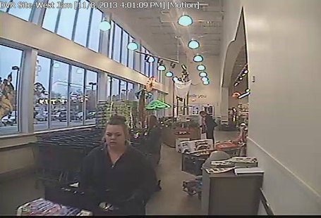One of three suspects in a Stevens Point theft case