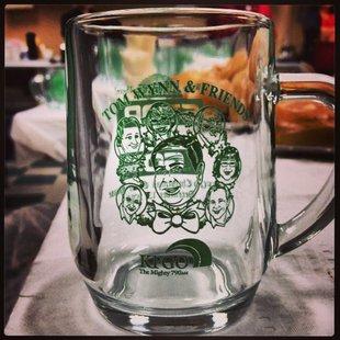 2013 KFGO Christmas mug