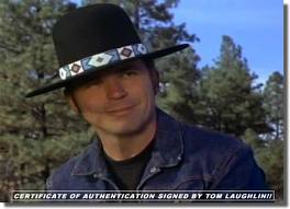 "Tom Laughlin of ""Billy Jack"""