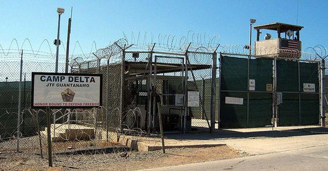 The Pentagon said on Monday it had transferred two detainees from the prison at Guantanamo Bay, Cuba, to the custody of Saudi Arabia. (Wikimedia.org)
