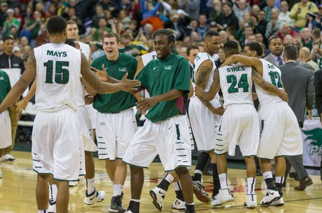 Green Bay Mens Basketball at the Resch Center