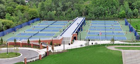Vande Poel-Heeringa Stadium Courts