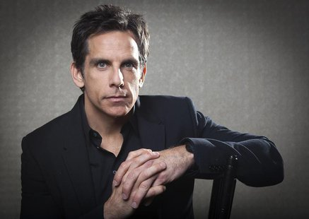 "Actor Ben Stiller poses for a portrait in advance of his movie ""The Secret Life of Walter Mitty"" in New York December 7, 2013. REUTERS/Carlo"