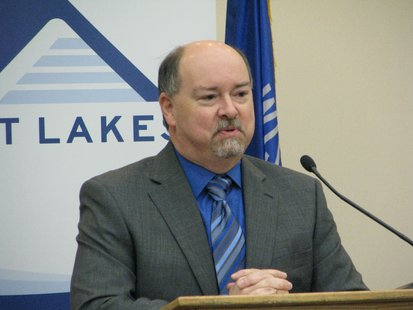 Marc Storch, Great Lakes Higher Education Corporation's Chief Borrower's Services Executive