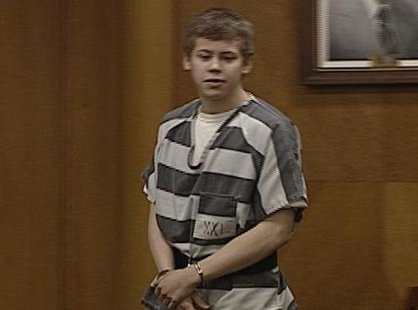 Anthony Meyers in court (Photo from: FOX 11).
