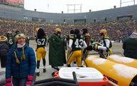 Green & Gold Fan Zone Coverage of the 2013 Season 2