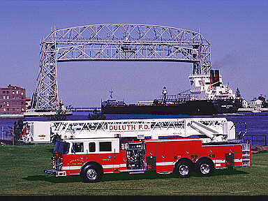 Duluth Fire Department
