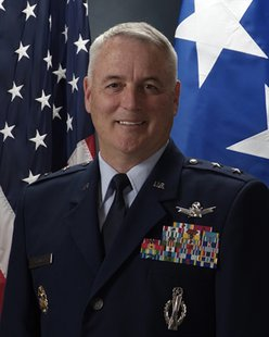 Major General Michael Carey was removed from his job as commander of the 20th Air Force in October for conduct unbecoming a gentleman. (AF.mil)