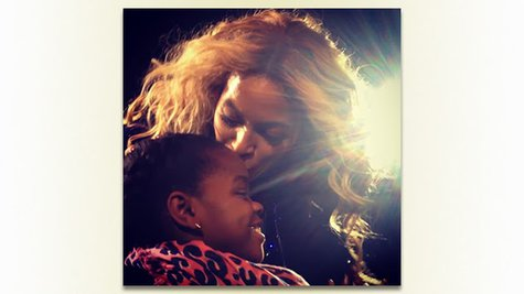 Image courtesy of Image courtesy Beyonce via Instagram (via ABC News Radio)