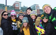 Green & Gold Fan Zone Coverage of the 2013 Season 3