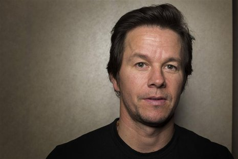 "Actor Mark Wahlberg poses for a portrait while promoting the film ""Lone Survivor"" in New York, in this December 5, 2013, file photo. REUTERS"