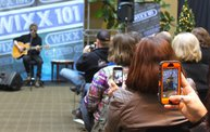 Johnny Rzeznik :: Studio 101 Performance :: 12/23/13 9