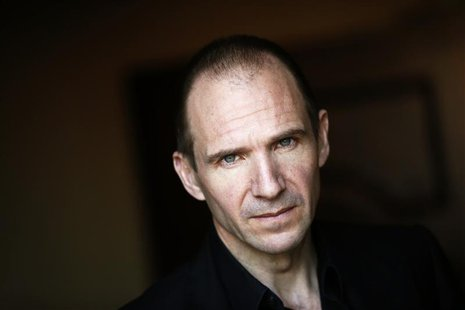 British actor Ralph Fiennes poses for a portrait in Beverly Hills, California, December 4, 2013. REUTERS/Lucy Nicholson