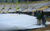 Behind the Scenes :: Johnny Rzeznik National Anthem @ Lambeau 8