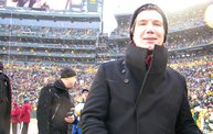 Behind the Scenes :: Johnny Rzeznik National Anthem @ Lambeau 15
