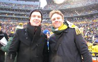 Behind the Scenes :: Johnny Rzeznik National Anthem @ Lambeau 14