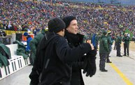 Behind the Scenes :: Johnny Rzeznik National Anthem @ Lambeau 13