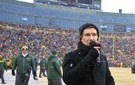 Behind the Scenes :: Johnny Rzeznik National Anthem @ Lambeau 12