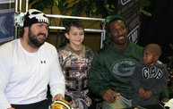 Evan Dietrich-Smith & James Jones :: 1 on 1 with the Boys :: 12/23/13 7
