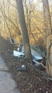 12-24 accident pic 2 photo provided by Vigo County Sheriffs Dept