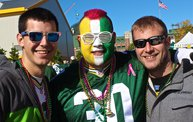 Our 60 Favorite Green & Gold Fan Shots of the 2013 Season 20