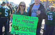 Our 60 Favorite Green & Gold Fan Shots of the 2013 Season 17