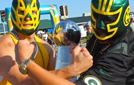 Our 60 Favorite Green & Gold Fan Shots of the 2013 Season: Cover Image