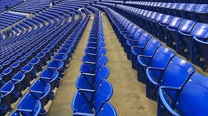 Metrodome seats (CBS file image)