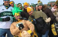 Our 60 Favorite Green & Gold Fan Shots of the 2013 Season 16