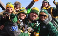 Our 60 Favorite Green & Gold Fan Shots of the 2013 Season 13