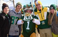 Our 60 Favorite Green & Gold Fan Shots of the 2013 Season 10