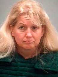 Kelli Stapleton  (courtesy mugshot)