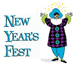 New Years Fest in Kalamazoo annually draws thousands to venues around Bronson Park where acts perform through the evening, concluding with fireworks to welcome in the New Year.