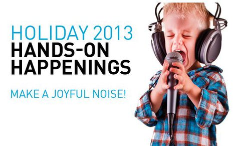 Joyful Noise at the Kalamazoo Valley Museum