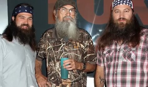 Duck Dynasty (Photo from YouTube)