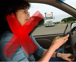 Driving while holding a cell phone will be illegal in Illinois as of January 1st.