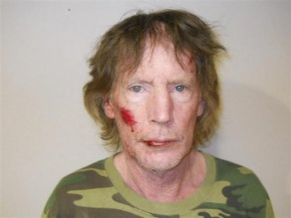 Harry Carl Mapps, 59, is seen in an undated booking photo released by the Pueblo County, Colorado, Sheriff's Department. CREDIT: REUTERS/PUEBLO COUNTY SHERIFFS DEPARTMENT/HANDOUT VIA REUTERS