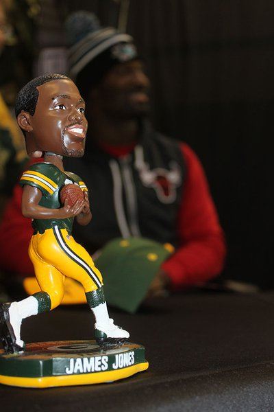 Mini James Jones and the real James Jones