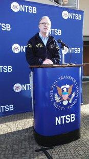 NTSB Board Member Robert Sumwalt