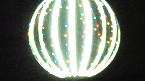 Kalamazoo's New Years Ball will be dropped into a chilly crowd at midnight.