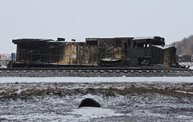 Casselton Train Derailment Aftermath 9