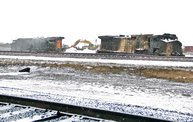 Casselton Train Derailment Aftermath 5