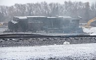 Casselton Train Derailment Aftermath 2