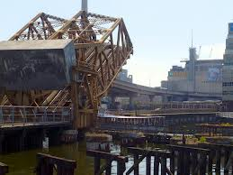 Boston drawbridge