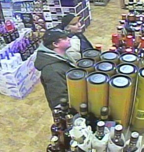 Grand Forks liquor theft suspects