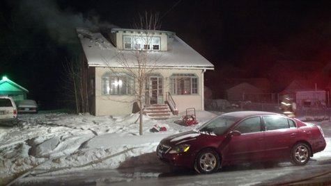 Fargo House Fire